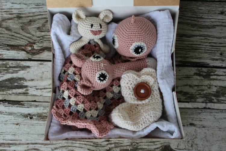 baby hæklerier