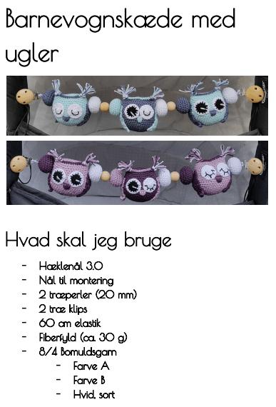 barnevognskæde Købe Opskrifter