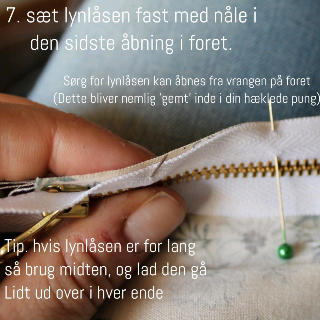 7.-sy-for-i-hæklet-pung-1024x1024 DIY - Sy for pænt i din hæklede pung