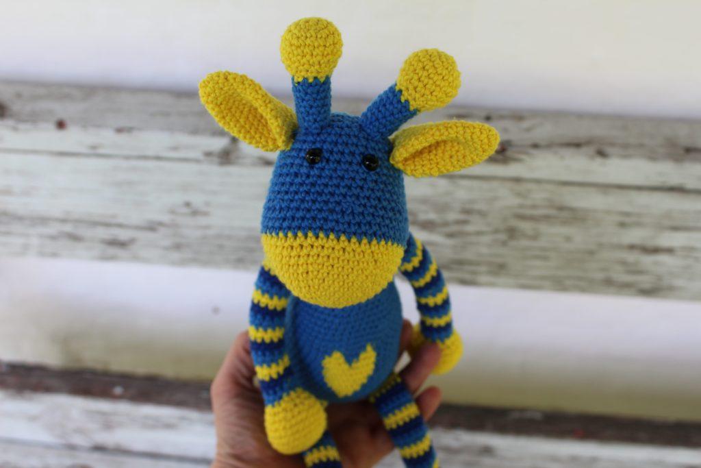 hæklet-giraf-8-1024x683 En ny giraf