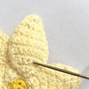 hæklet-påskelilje-2-300x300 Heidis Hæklerier - en kreativ blog med passion for hækling